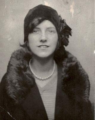 Bridie Flynn, at around age 17