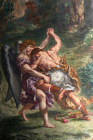 Delacroix Jacob