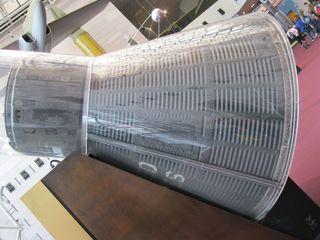 DC Glenn's Space Capsule