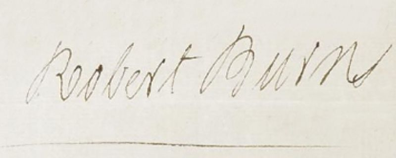 Robert_Burns_Signature