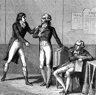 Robespierre St Just