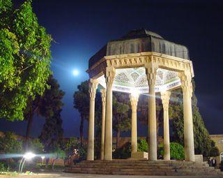 Hafez-tomb