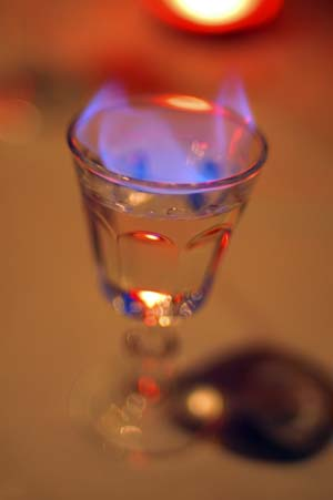 FlamingSambuca