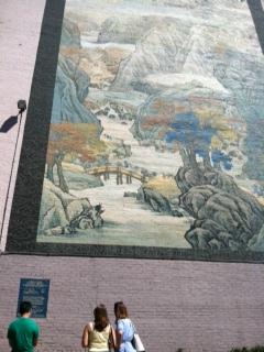 Mural photo
