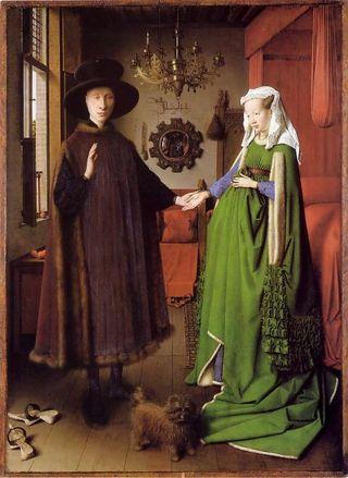 2 van eyck arnolfini