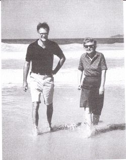 Robert Lowell & Elizabeth Bishop