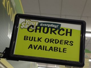 Churchbulk