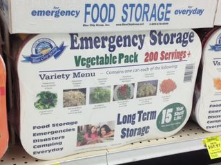 Emergencyvegetables