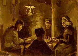 Kartoffelesser-1-F082_supF77-L-hell Van Gogh