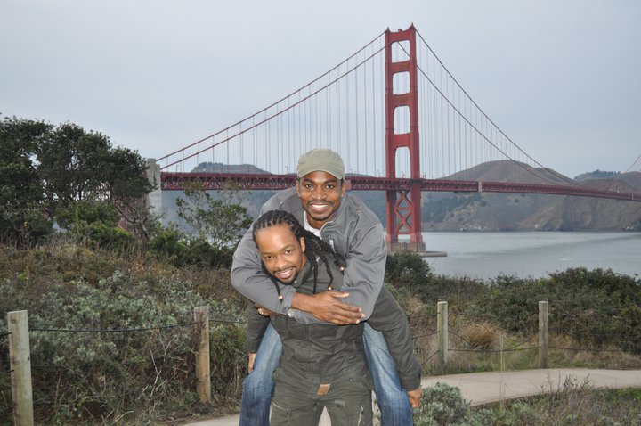 Derrick and jericho in sf