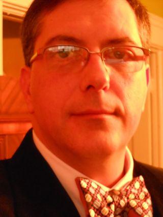 Geoffrey in Bow Tie