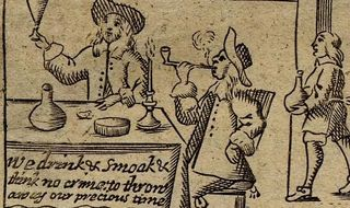 Parenting-17th-century-image-1-drinking-and-smoking