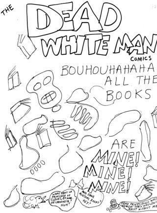 Dead Man Comics