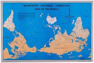 Corrective map