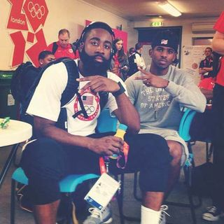 Harden and chris paul, by dwill8_cropped