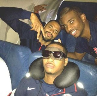 Melo gotem with tyson chandler and chris paul by kevinlove_cropped