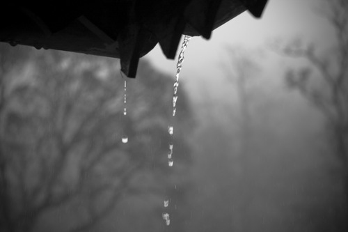 Rain-raindrop-roof