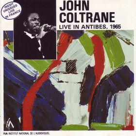Coltrane live at Antibes
