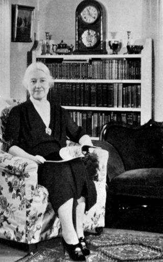 Constance Rourke, Grand Rapids, 1938