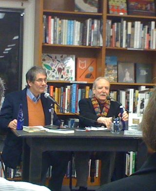 Michael Dirda & William McPherson, Politics & Prose, 26 Jan 2012