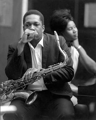 John Coltrane with Alice Coltrane
