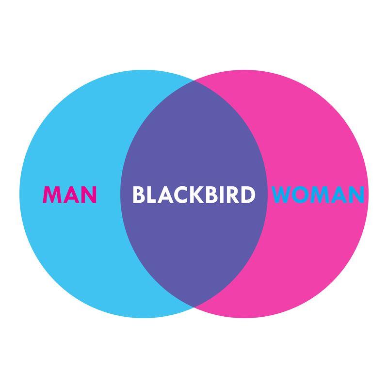 MANWOMANBLACKBIRD