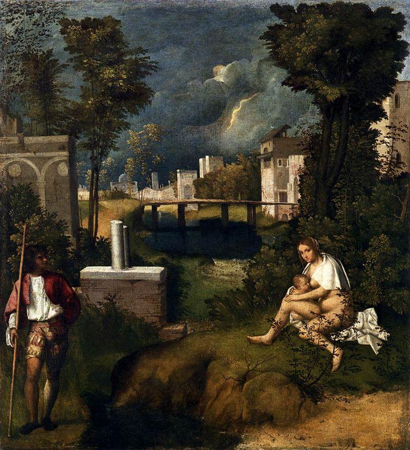 Giorgione's Tempest