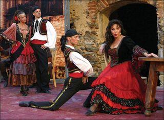 Opera Carmen di Bizet  (1)