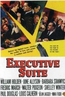 Exec Suite poster
