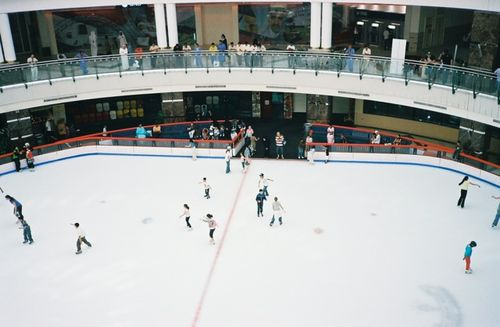 Ice skaters copy