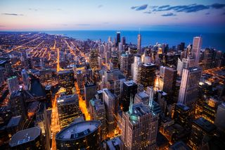 Chicago-Skyline-from-the-Willis-Tower-by-Michael-Matti[1]