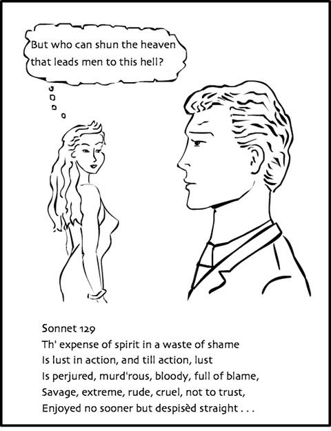 Shakespeare Sonnet 129 smaller