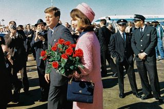 Kennedy at love field