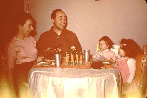 Early Hanukkah
