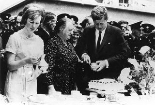 John-F-Kennedy-in-Dunganstown-1963-A