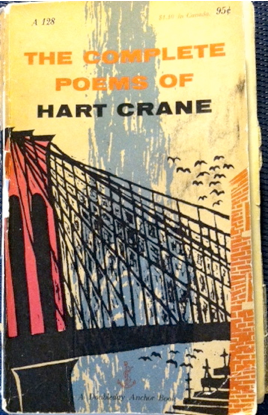 DAY 2 - Hart Crane Cover
