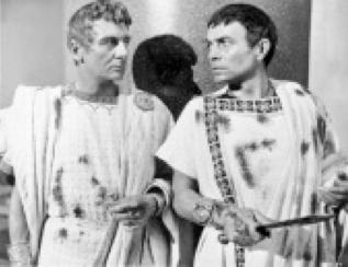 DAY 3 - Cassius Brutus