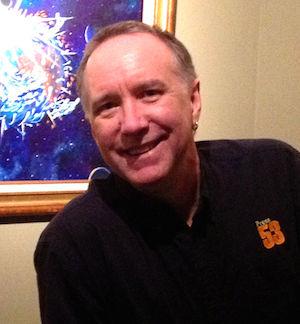 Kevin Morgan Watson 2013