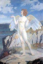 150px-Áengus_mac_Óg,_Irish_deity