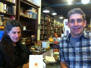 Rick at Book Den