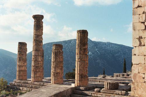 2014.02.04 Temple of Apollo at Delphi (Sam_Korn)