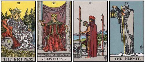 2014.02.04 Tarot Cards and Myth