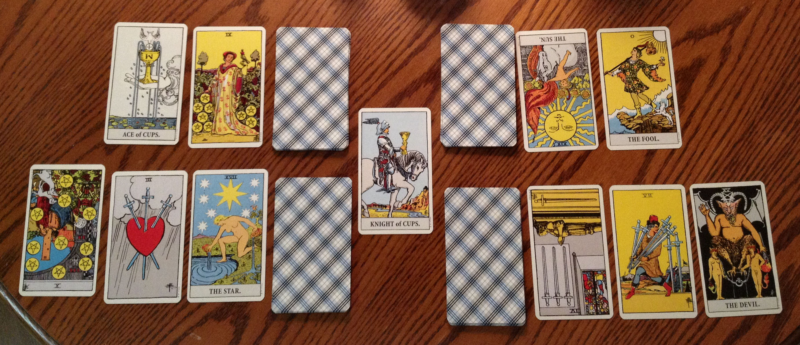 Reading Tarot for Writing [Benebell Wen] - The Best American