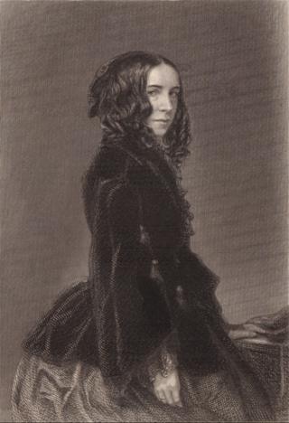 Engraving-of-elizabeth-barrett-browning-by-to-barlow-1871