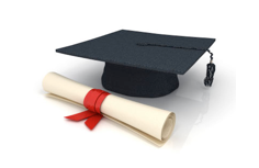 DAY 1 - Graduation Cap