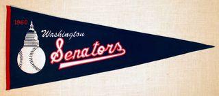 56170 Washington Senators Cooperstown
