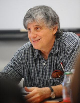 Alan Ziegler at Columbia
