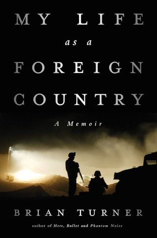 My Life as a Foreign Country Book Cover