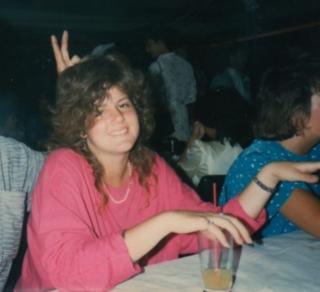 Dana, c. 1986 (1) cropped