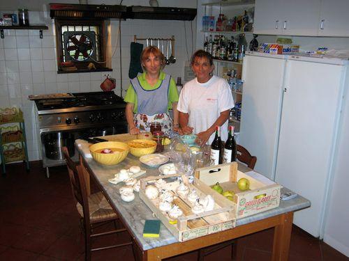 Kitchen Magicians (Ramona, Patricia)